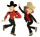 Cowboys und Cowgirls